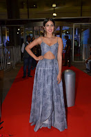 Rhea Chakraborty in a Sleeveless Deep neck Choli Dress Stunning Beauty at 64th Jio Filmfare Awards South ~  Exclusive 006.JPG