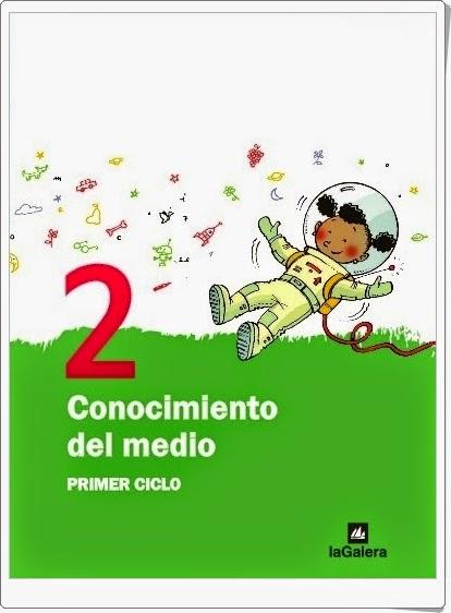 """""""Libro Digitalizado La Galera. 2º de Primaria. Conocimiento del Medio"""""""
