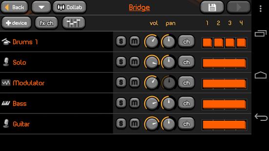 افضل تطبيق لتحسين الصوت ، تطبيق صدى الصوت ، برنامج تعديل الموسيقى للاندرويد