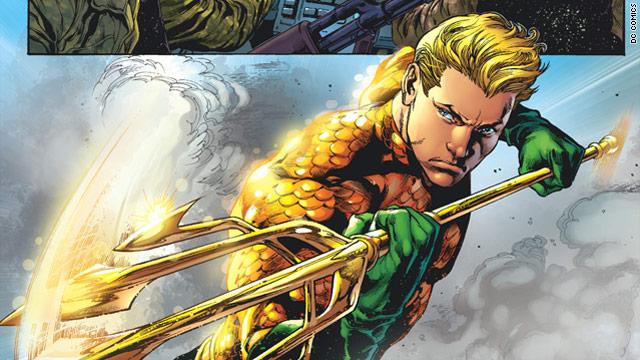 Ivan Reis DC Comics Aquaman