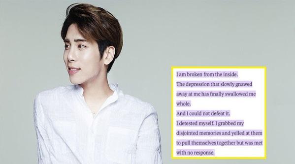 """""""Pernah Mengadu Dan Cuba Menarik Perhatian Orang Tapi Tidak Diendahkan"""" – Lelaki Ini Dedah Punca Kematian Jonghyun SHINee"""