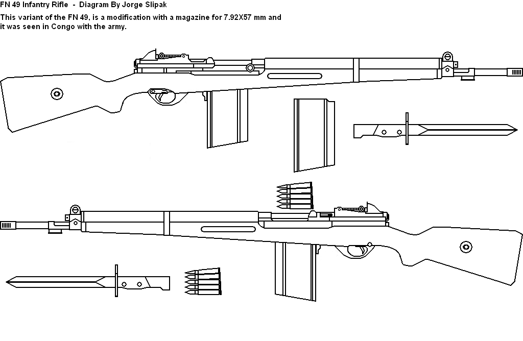 M16 Exploded Diagram Pioneer Avh Z2000bt Smith Wesson Ar 15 Free Wiring For You Fn Fal Blueprints Pictures To Pin On Pinterest Thepinsta And M P View