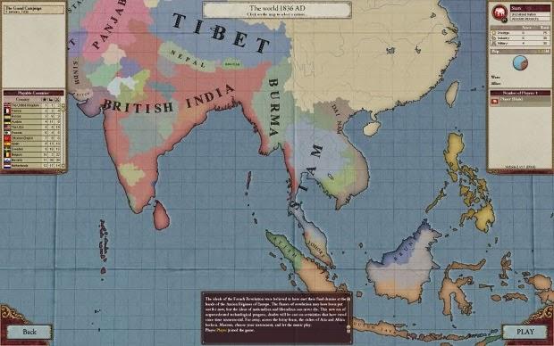 Inilah 37 Buah Negara Yang Telah Lenyap Dari Muka Bumi