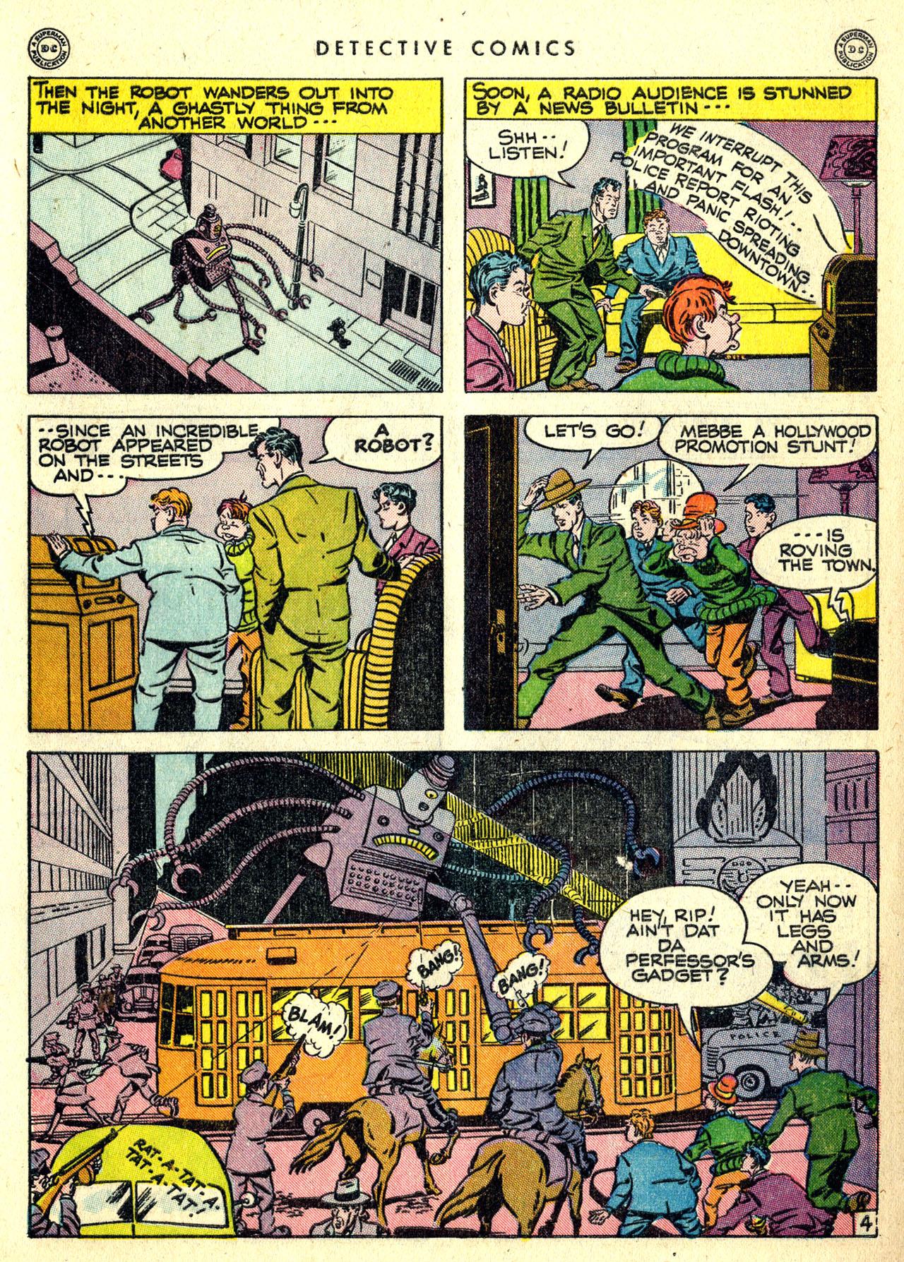 Read online Detective Comics (1937) comic -  Issue #119 - 40