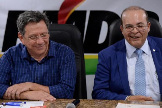 Tadeu Filippelli é um homem forte de Ibaneis da nova política
