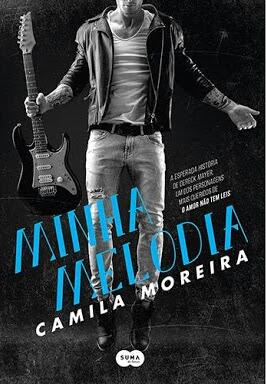 Minha melodia - Camila Moreira