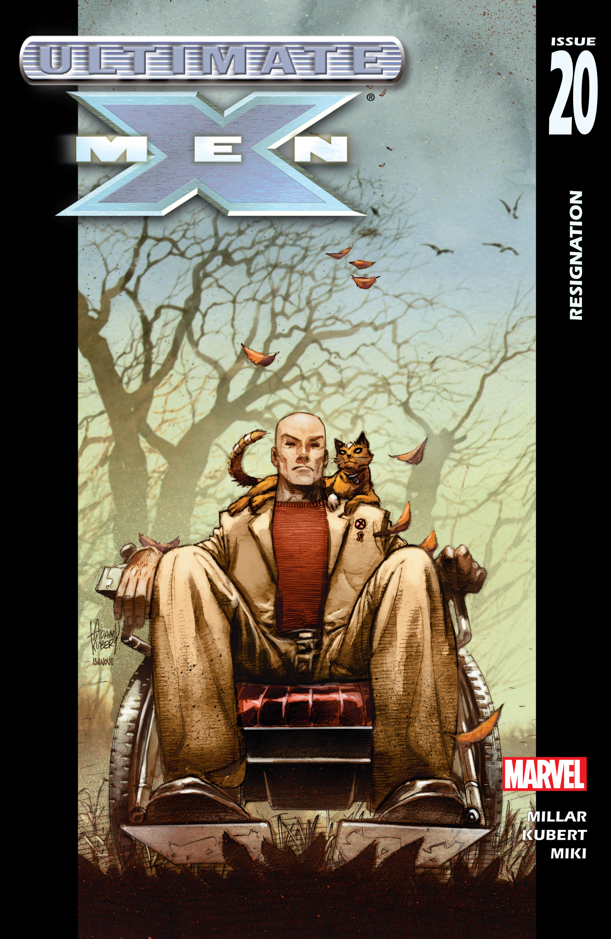 Read online Ultimate X-Men comic -  Issue #20 - 1
