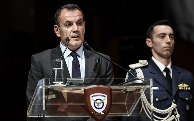Παναγιωτόπουλος: Απολογισμός 1 χρόνου παραμονής στο ΥΠΕΘΑ