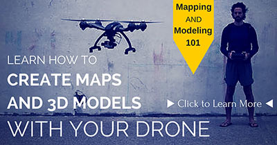 Drone Mapping and Modeling Training Course Image