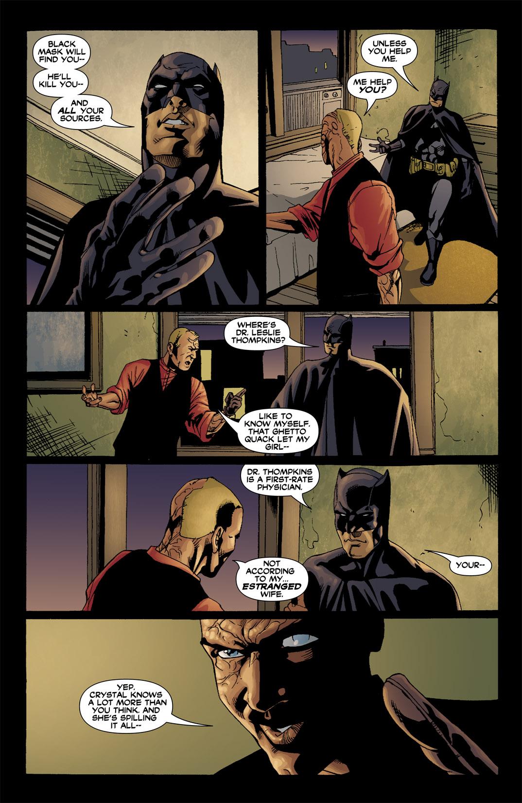 Detective Comics (1937) 810 Page 11