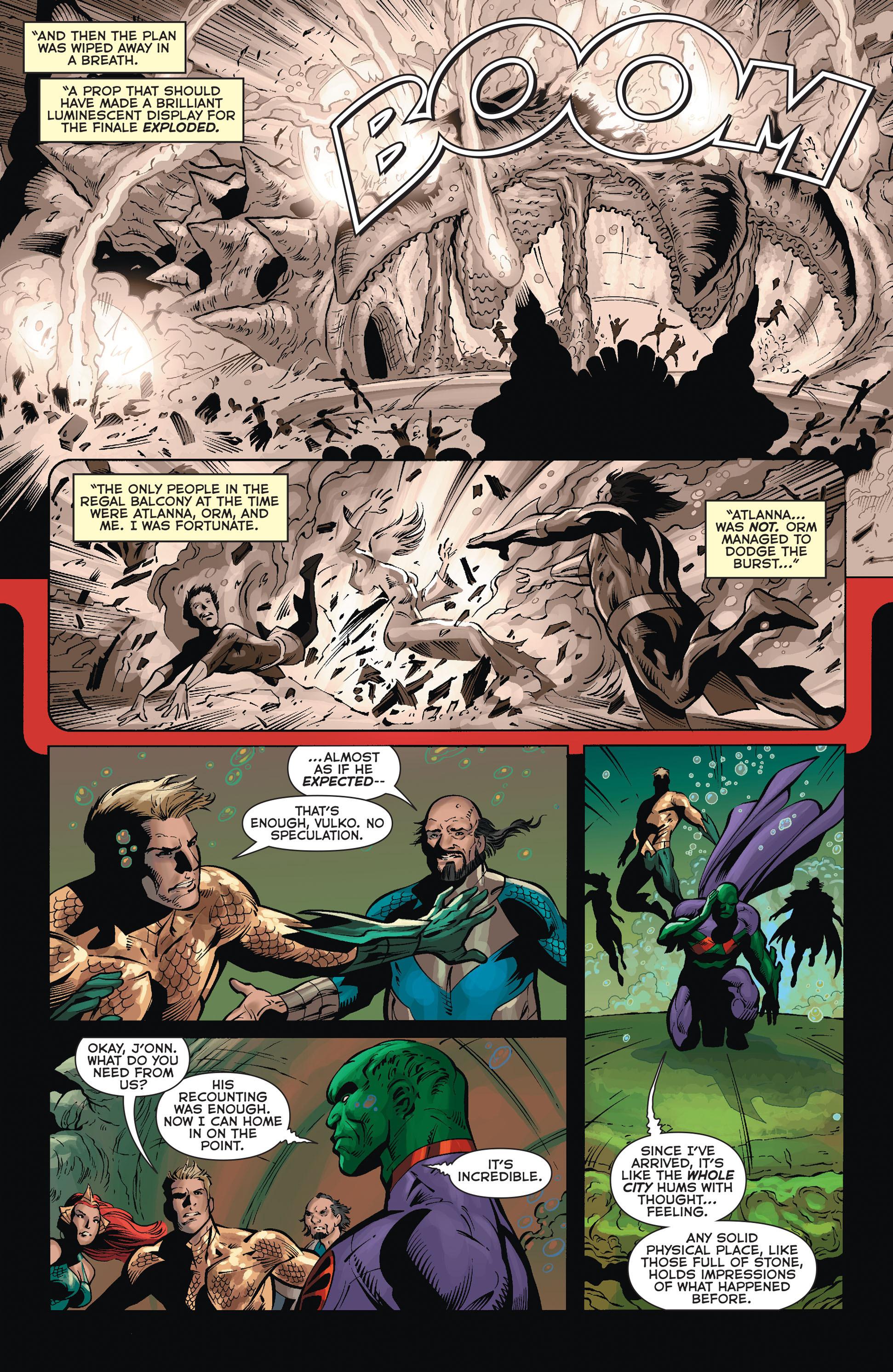 Read online Aquaman (2011) comic -  Issue #36 - 9
