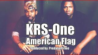 Krs One - American Flag prod PredatorPr!me