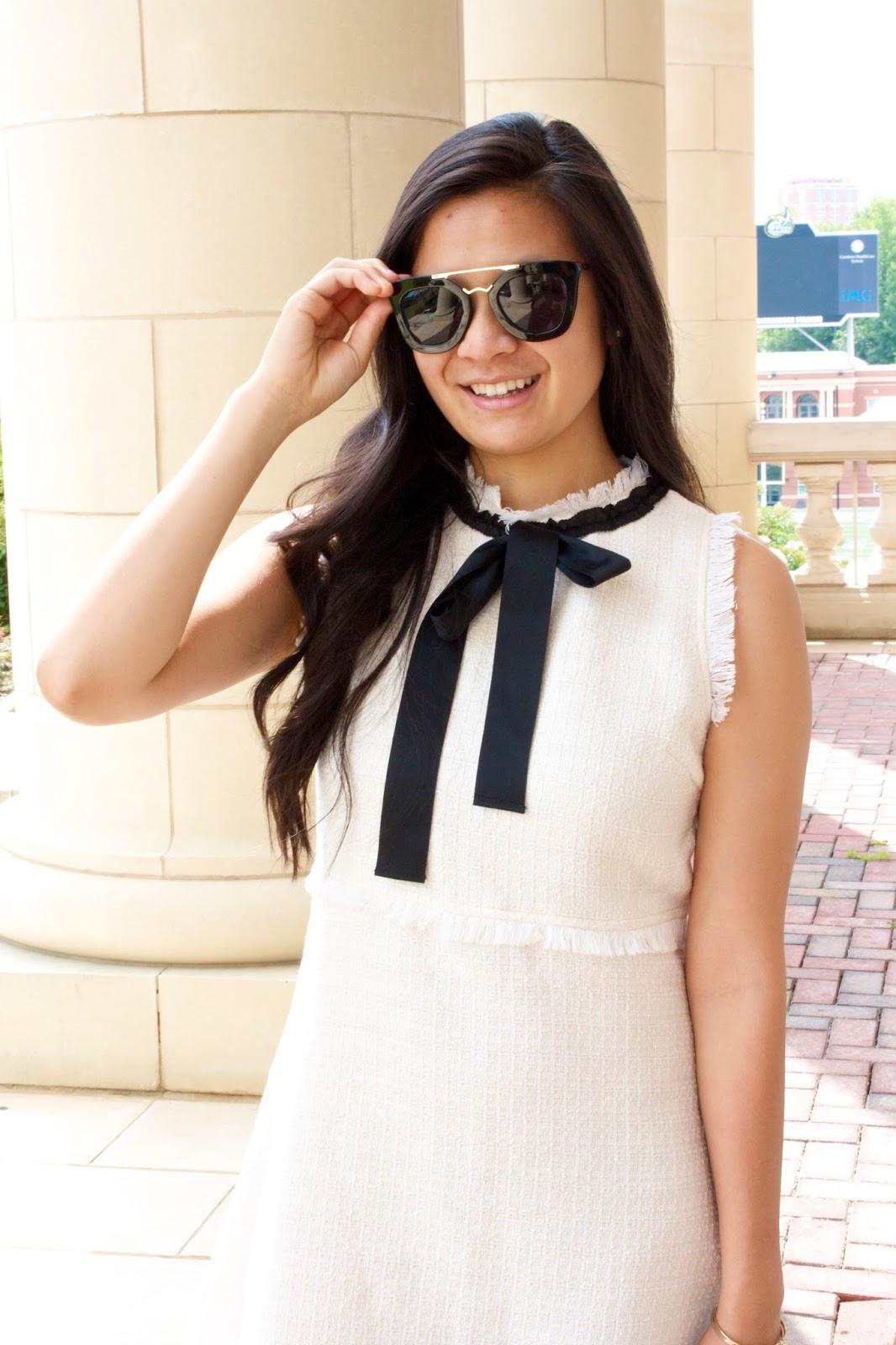 Gossip Girl inspired dress