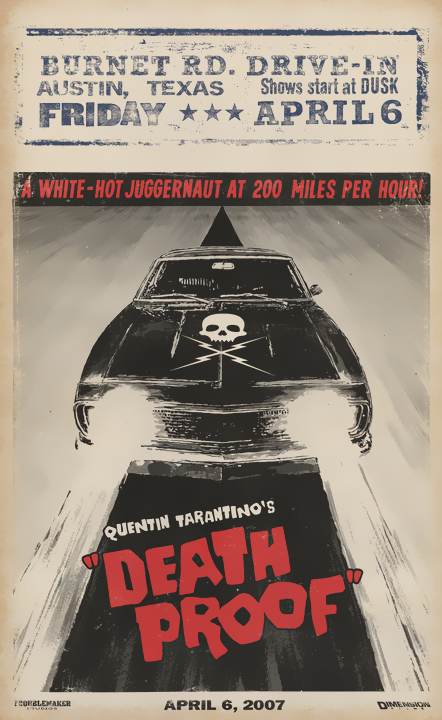À Prova de Morte (Death Proof, 2007)