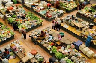 pasar besar siti khadijah kereta sewa kota bharu