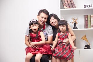 Jacklyn Wong Family Portrait