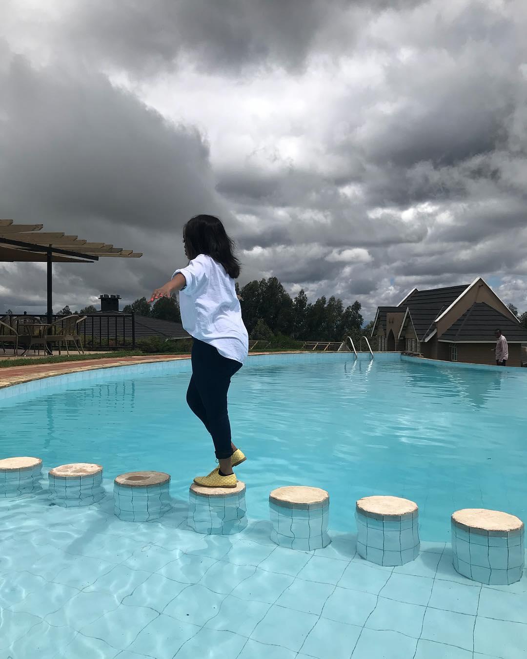Avril Nyambura Mwangi Pregnant Khaligraph Jones