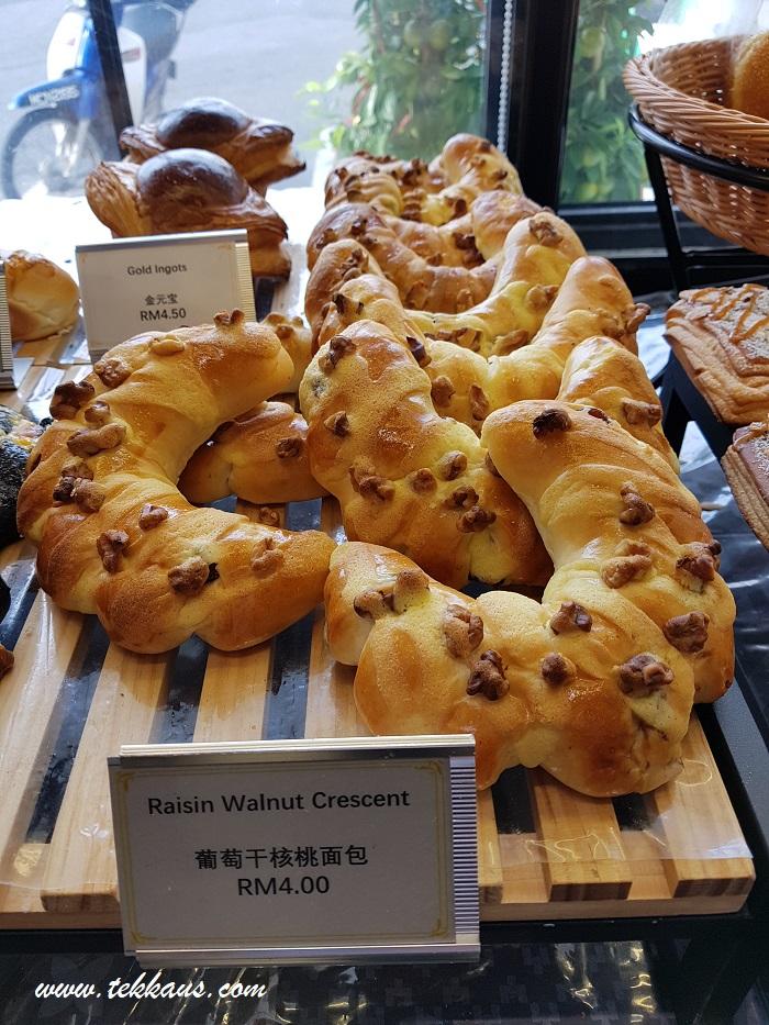 Chef K Pastry Malim Jaya Bakery bread