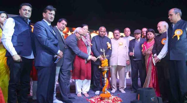Gaurav Anniversary celebrated in Surajkund International School
