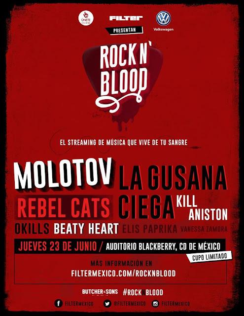 Rock N' Blood: El rock se lleva en la sangre