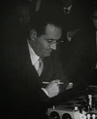 El ajedrecista Ramón Trias
