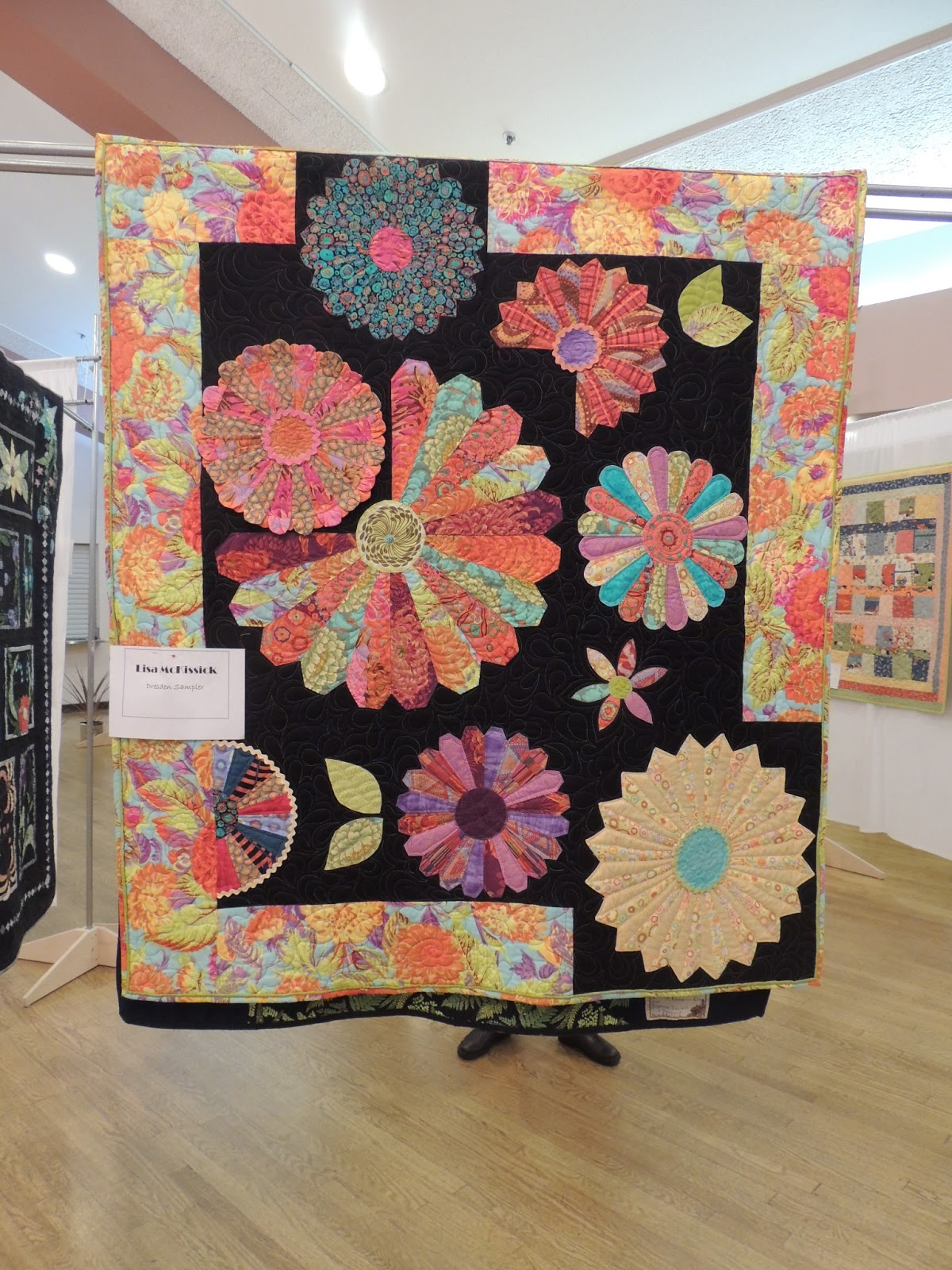 Seriously  I think it needs stitches : Broadway Quilts