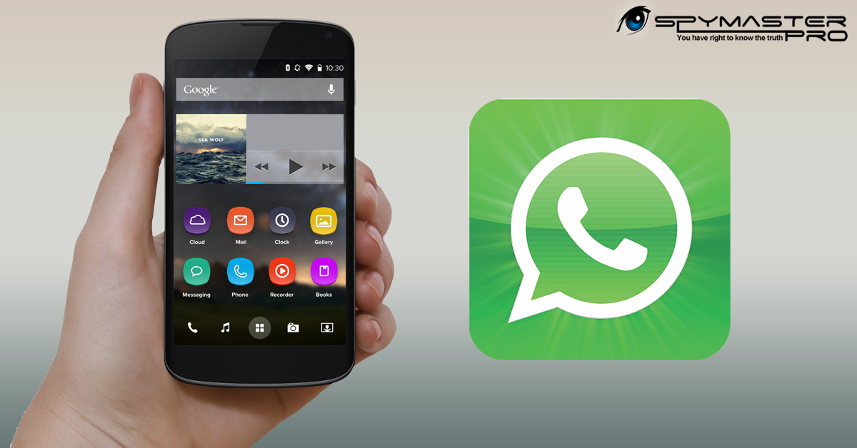 How to track Whatsapp messages on android?