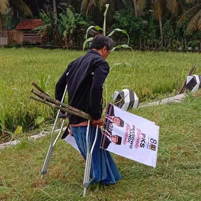 TKN Jokowi Sebut Prabowo Seperti Penari Str*ptis