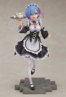 REM FIGURA 22.5 CM RE: ZERO STARTING LIFE IN ANOTHER WORLD 1/7 SCALE