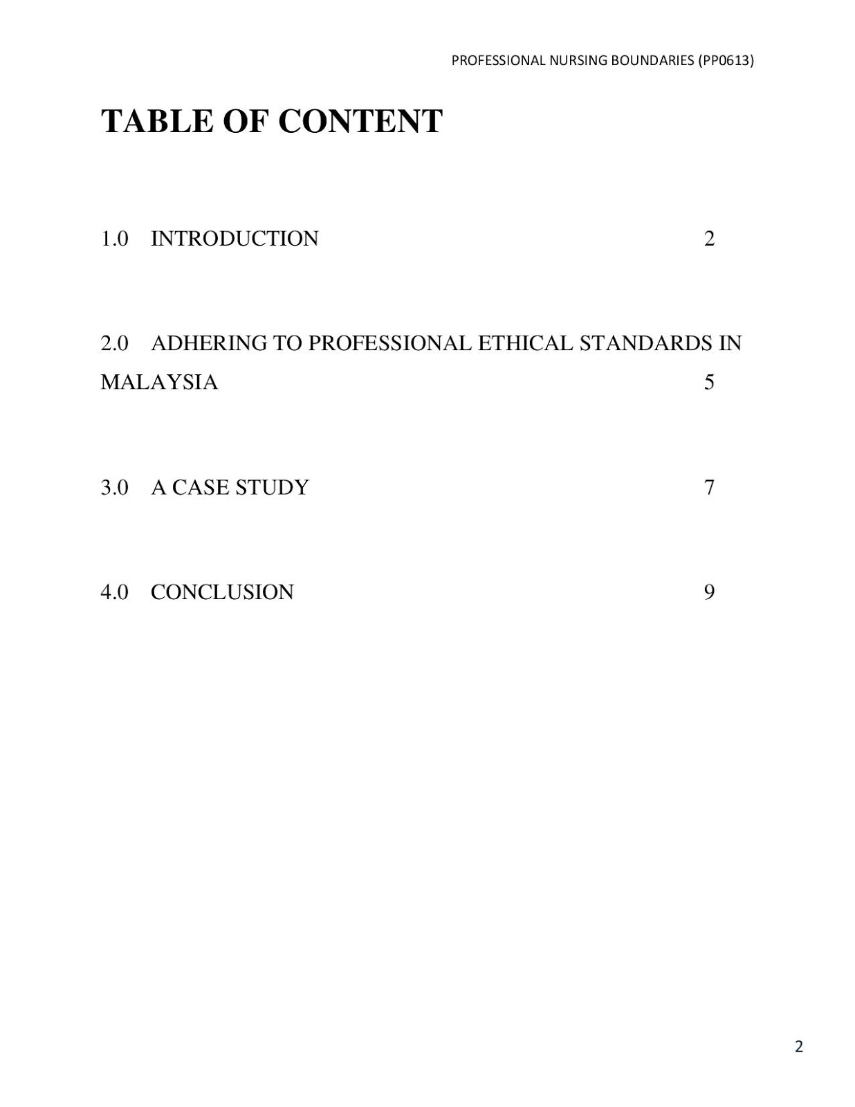 Contoh Assignment Business Law