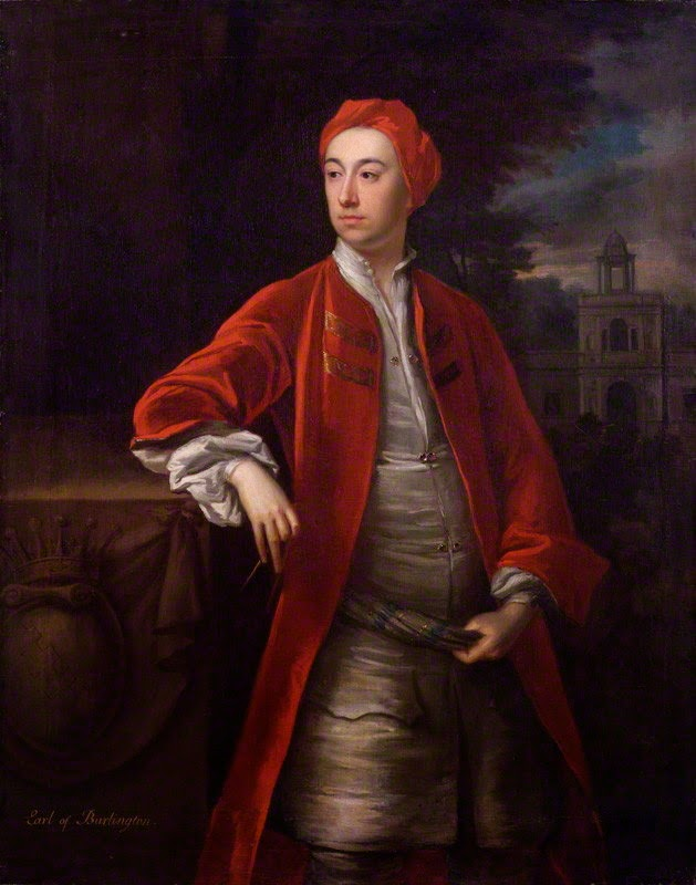 3rd Earl of Burlington