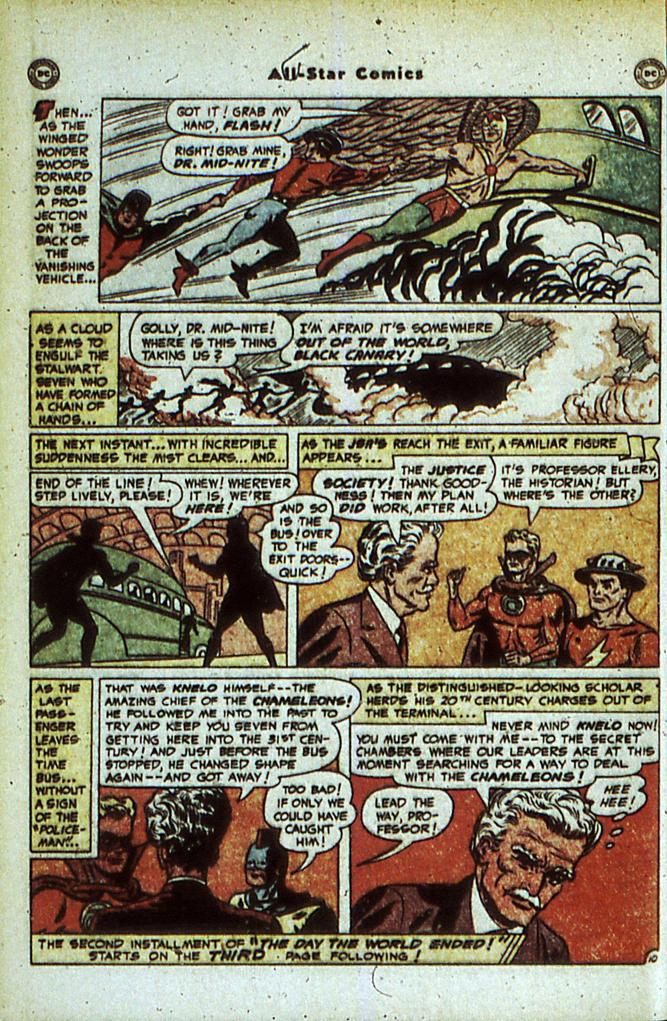 Read online All-Star Comics comic -  Issue #56 - 12