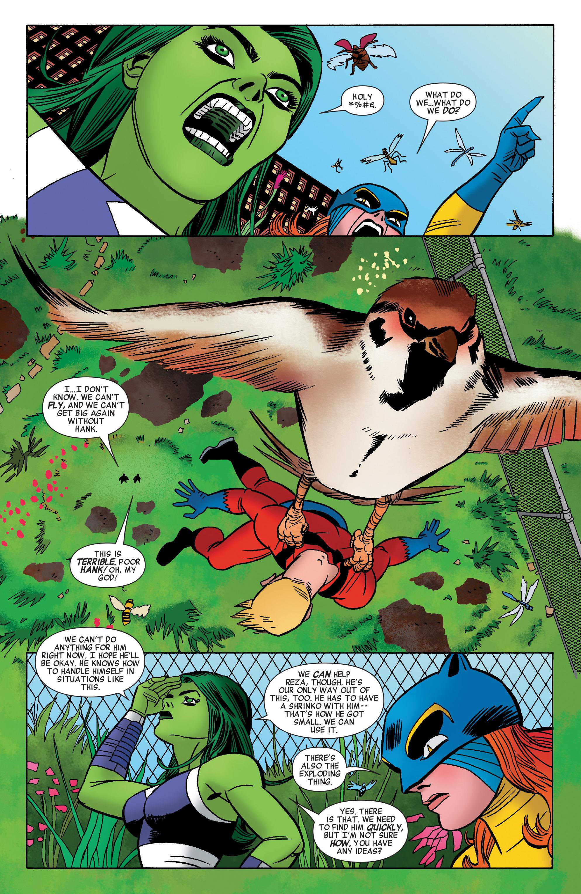 Read online She-Hulk (2014) comic -  Issue #7 - 9