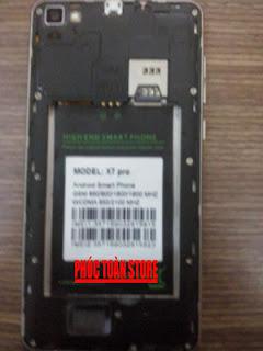 Rom Oppo X7pro mt6572 alt