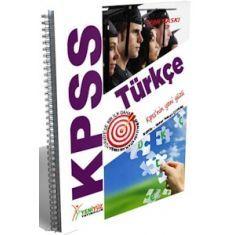 Yeniyüz KPSS Türkçe Spiralli Cep Kitabı Konu Anlatımlı