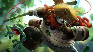 Kata-Kata Hero Akai Mobile Legends Beserta Artinya