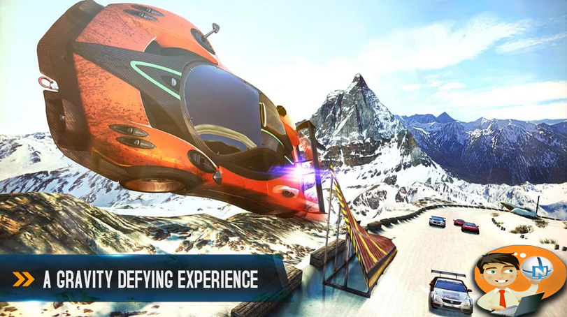 Asphalt 8 Airborne 1.8.1d Mega MOD APK+DATA Free Download