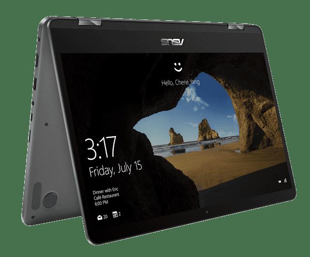 ZenBook Flip 14 (UX461)