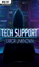 Tech Support Error Unknown - Tech Support Error Unknown-Razor1911