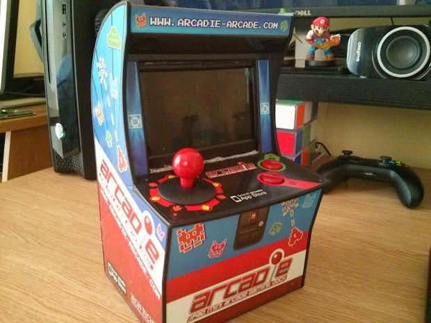 Raspberry Pi Bartop Arcade Cabinet - Exploring Mars