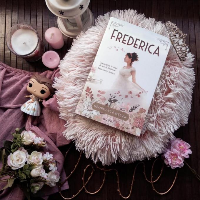 Foto del libro Frederica de la autora Georgette Heyer