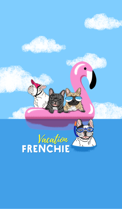 Vacation FRENCHIE