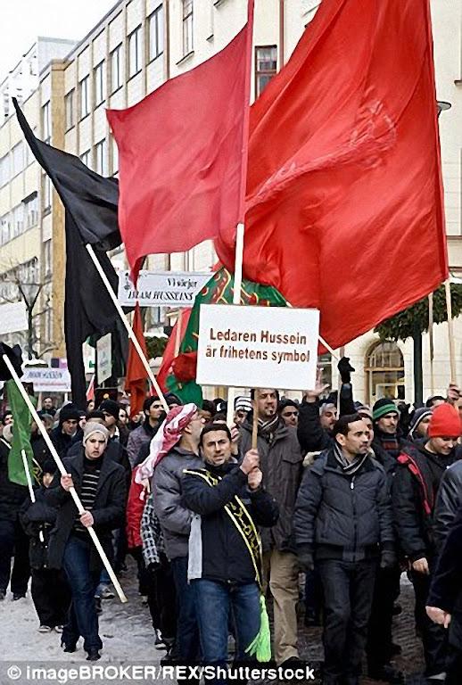 Trabalho ativo da Irmandade Muçulmana para multiplicar o número de ativistas na Suécia.