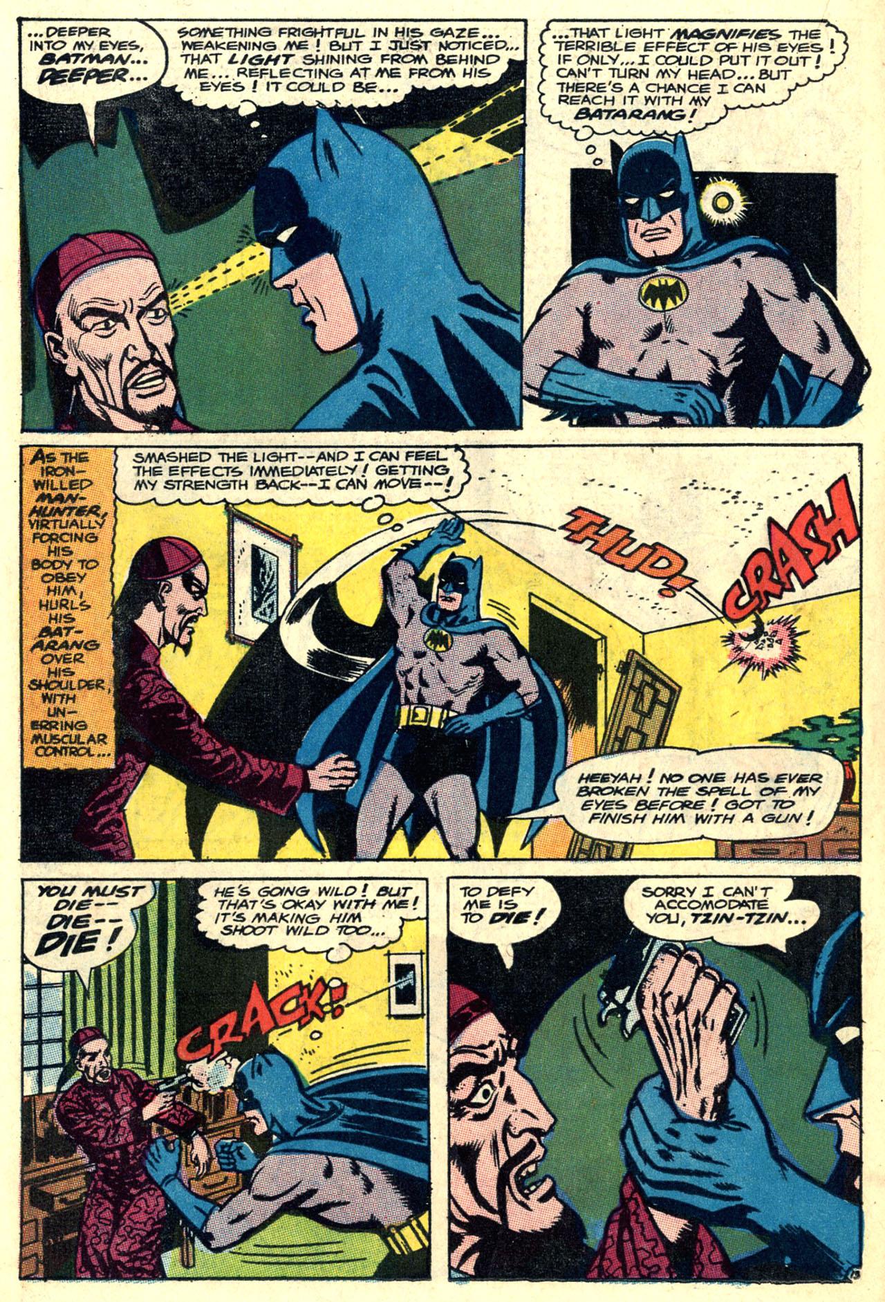 Detective Comics (1937) 354 Page 17