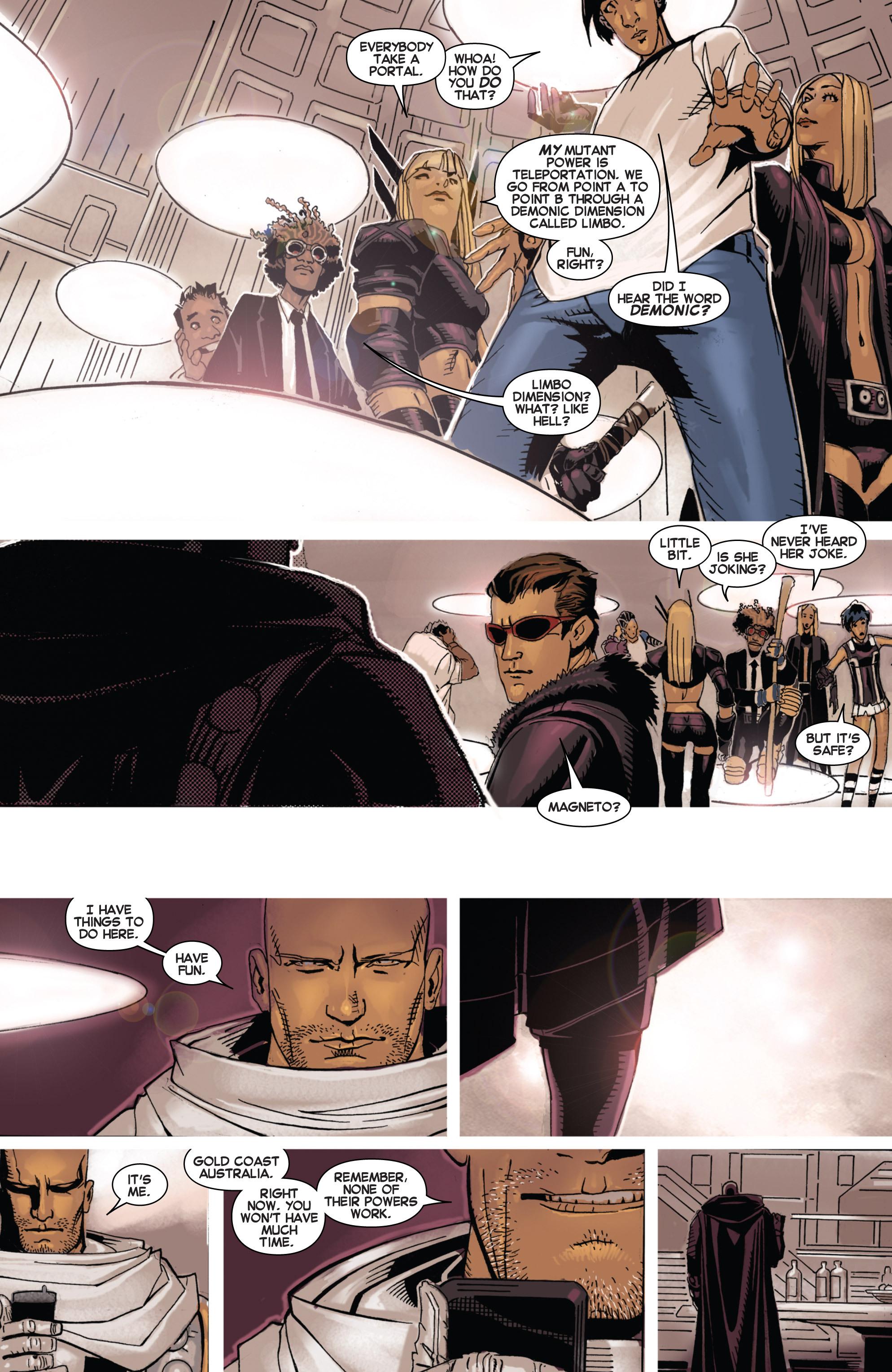 Read online Uncanny X-Men (2013) comic -  Issue #2 - 16