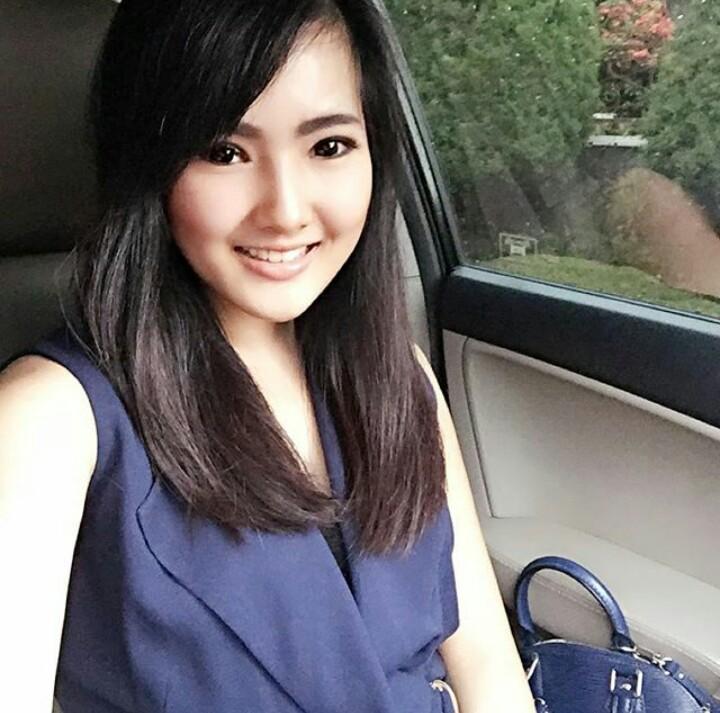 Astrid Ellena Sang Putri Cantik Fredrich Yunadi Pengacara Setnov Jadi Miss Indonesia