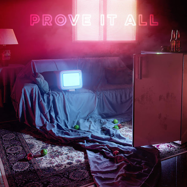 Khalil - Prove It All Cover