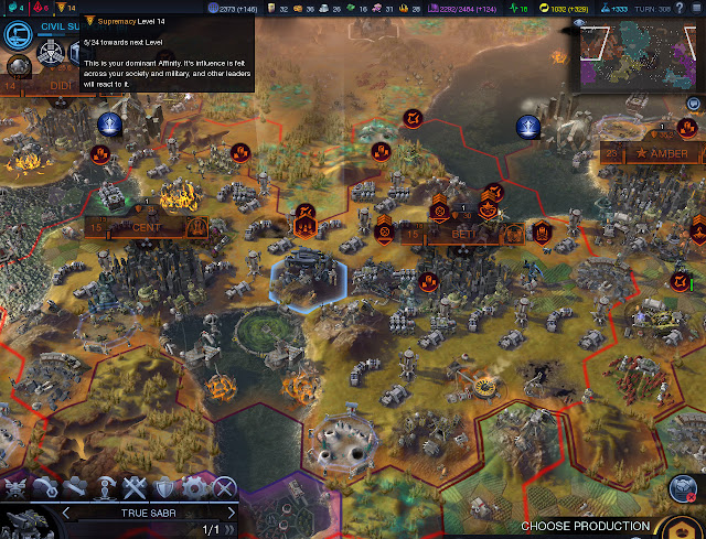 Civilization: Beyond Earth  | SABR Prerequirements Screenshot