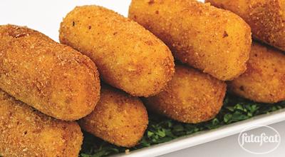 البطاطس المهروسة المقلية - مطبخ فتافيت