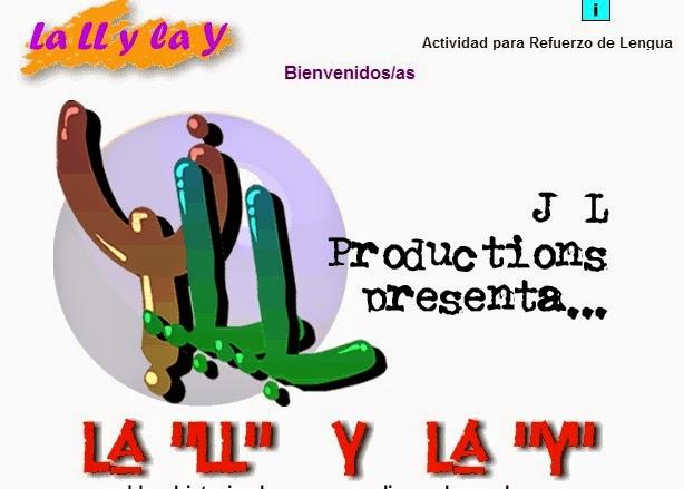 http://www.lalenguafuera.hol.es/Actividades/Italica/lim/Ortografia_LL_Y/y_ll.html